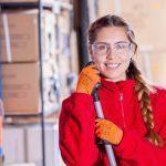Odzież robocza w przepisach BHP